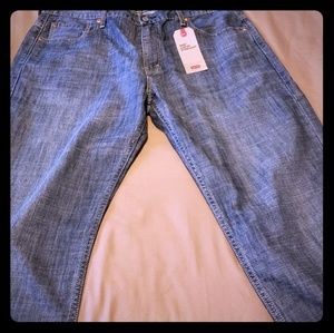 Levi's 569 Relaxed fit Jean's.